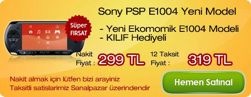 psp fiyatları